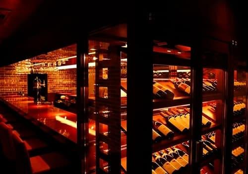 品揃えが豊富なワインの様